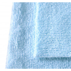 The Rag Company Edgeless 300 GSM Terry Towel 40x40 cm  (detalle) - NOTODOESDETAIL