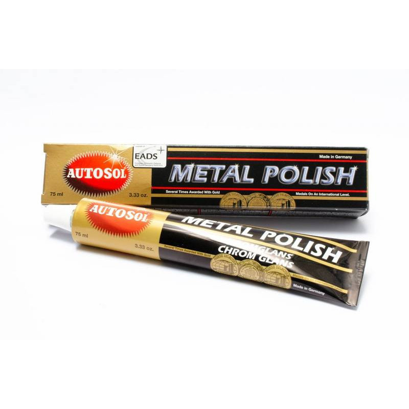 Autosol Metal Polish 75ml - Pulimento para metales - NOTODOESDETAIL
