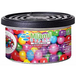 Miami Scents BUBBLE GUM - Ambientador en lata con aroma a chicle - NOTODOESDETAIL